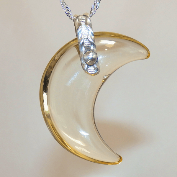 Lemon-Yellow-Citrine-Crystal-Crescent-Moon